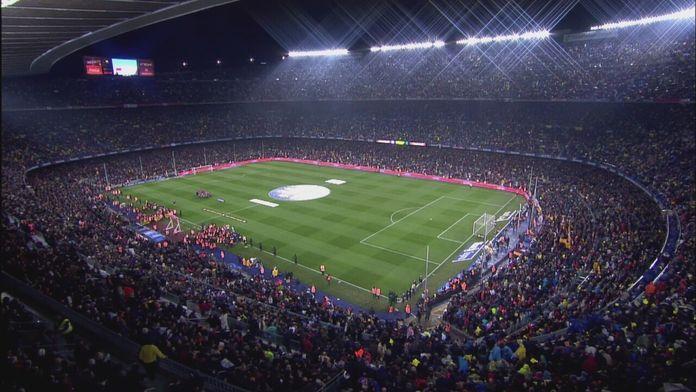 Listopad 2010: Barcelona - Real (1. połowa) - Sezon 1