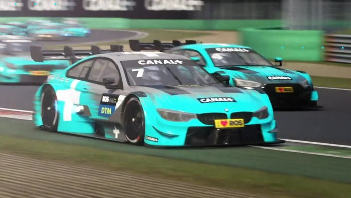 Assetto Corsa Simracing: R7 DTM Spa - Sezon 1