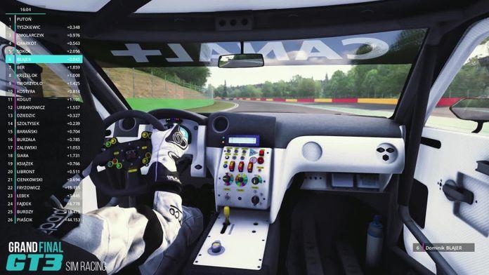 Assetto Corsa Simracing: R7 GT3 Spa - Sezon 1