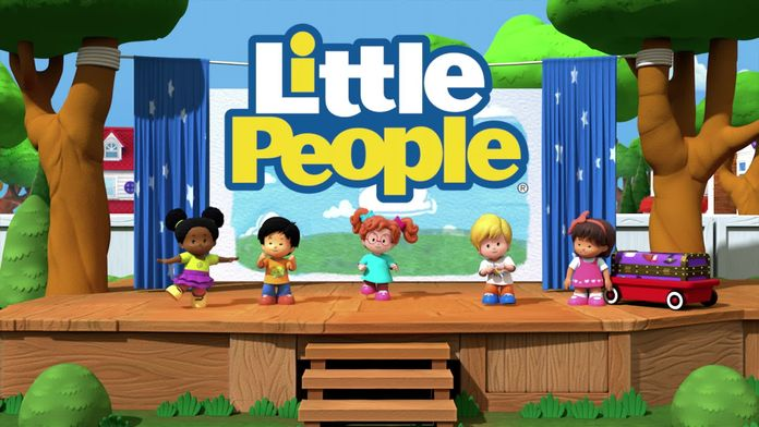 Little People: Mali Odkrywcy - Sezon 2