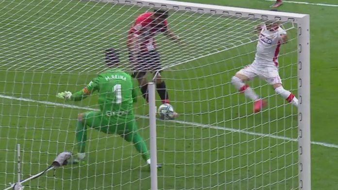 Skrót meczu Athletic Bilbao - Mallorca