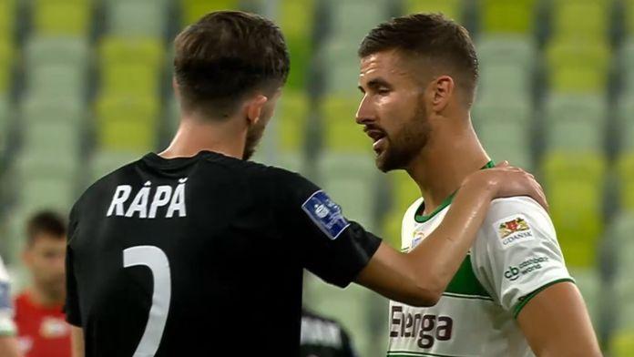 Skrót meczu Lechia Gdańsk - Cracovia