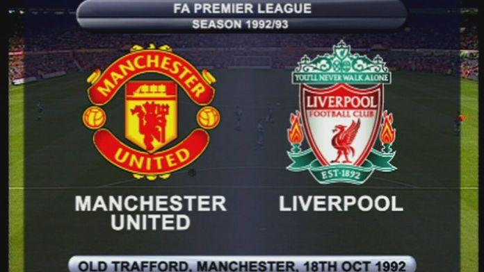 Manchester Utd - Liverpool 92/93 - Sezon 1
