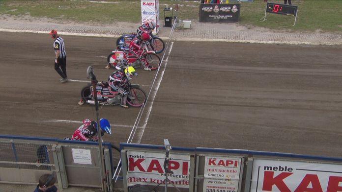 eWinner 1. liga żużlowa, 2. runda: Start Gniezno - Ostrovia Ostrów Wlkp