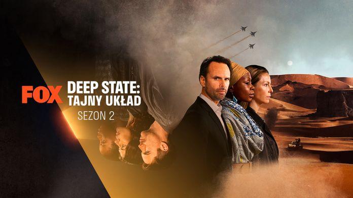 Deep State: Tajny układ - Sezon 2