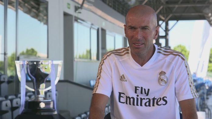 Wywiad z Zinedinem Zidanem