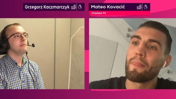 Wywiad z Mateo Kovaciciem w czterech językach