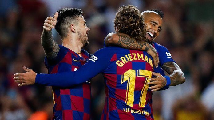 Top 10 goli Barcelony w sezonie 19/20