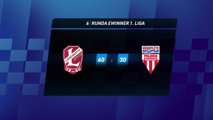Skrót meczu Lokomotiv Daugavpils - Polonia Bydgoszcz