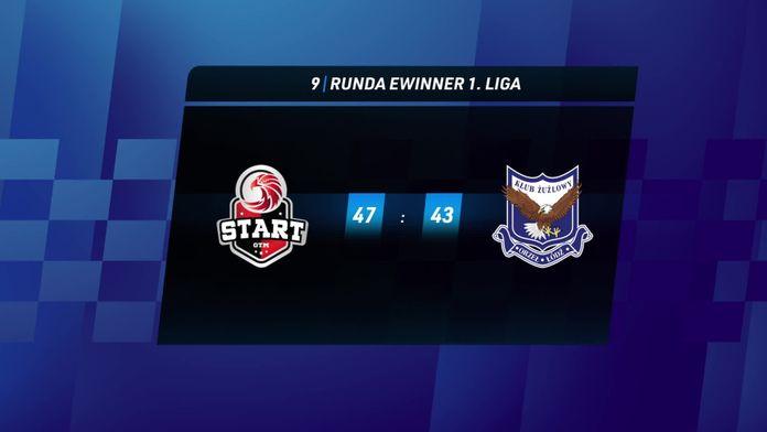 Skrót meczu Start Gniezno - Orzeł Łódź