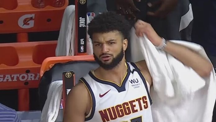 Skrót drugiego meczu Denver Nuggets - Los Angeles Clippers