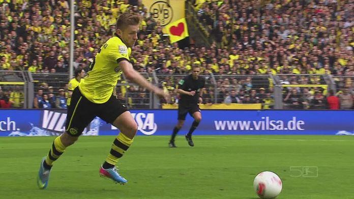 Borussia Dortmund - Hoffenheim 12/13 - Sezon 1