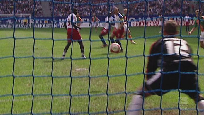 Hamburger SV - Werder Brema 05/06 - Sezon 1