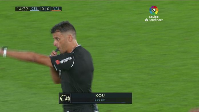 Skrót meczu Celta Vigo - Valencia