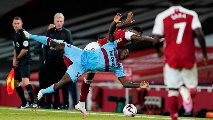 Skrót meczu Arsenal - West Ham