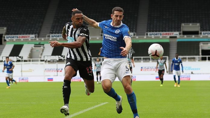 Skrót meczu Newcastle - Brighton