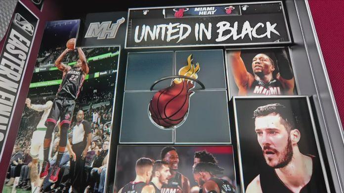 NBA Playoffs: Miami Heat - Boston Celtics [mecz nr 3]