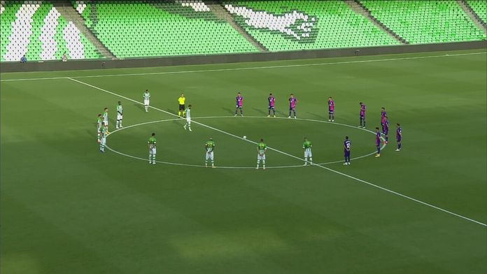 Real Betis - Valladolid