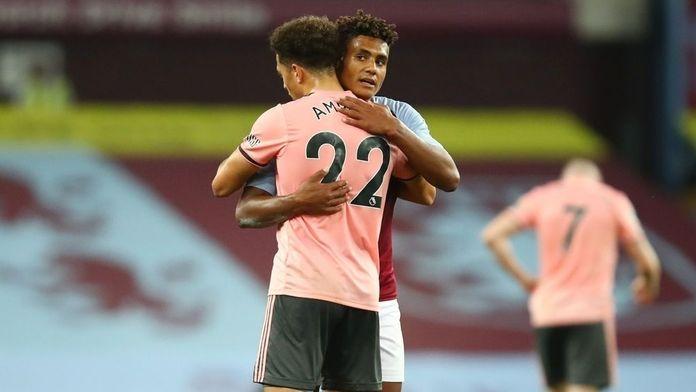 Skrót meczu Aston Villa - Sheffield United