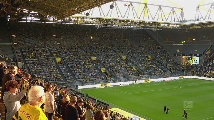 Borussia Dortmund - Borussia Moenchengladbach