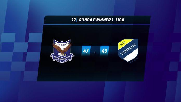 Skrót meczu Orzeł Łódź  - Apator Toruń