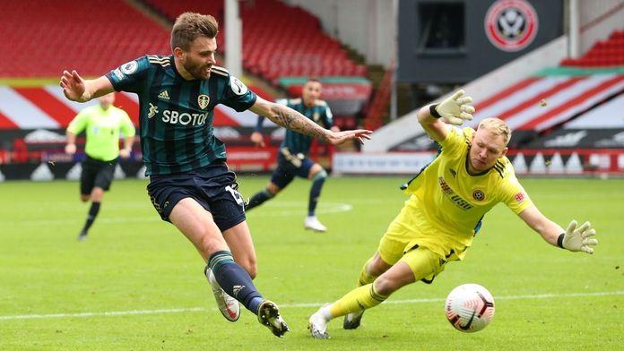 Skrót meczu Sheffield United - Leeds