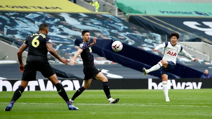 Skrót meczu Tottenham - Newcastle