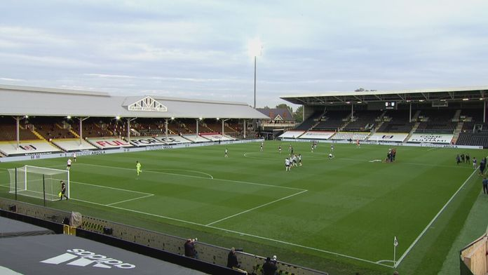Fulham - Aston Villa