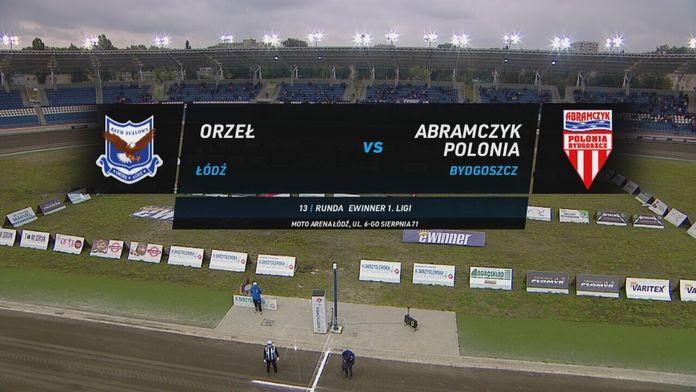 eWinner 1. Liga Żużlowa: Łódź - Bydgoszcz
