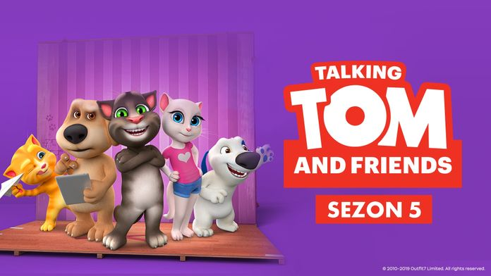 Talking Tom and Friends - Sezon 5