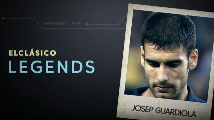 Legendy El Clasico: Pep Guardiola