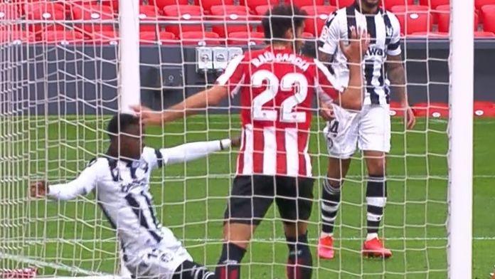 Skrót meczu Athletic - Levante