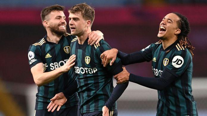 Skrót meczu Aston Villa - Leeds