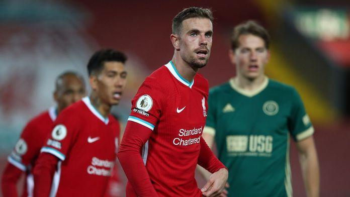 Skrót meczu Liverpool - Sheffield United