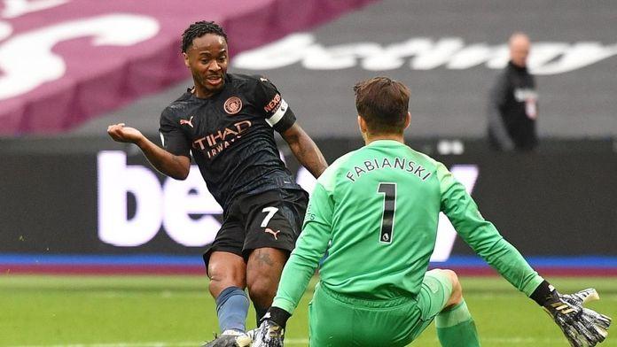 Skrót meczu West Ham - Manchester City