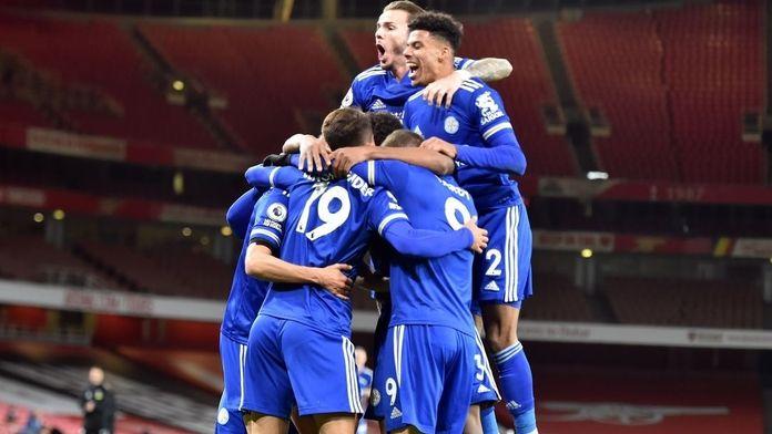 Skrót meczu Arsenal - Leicester