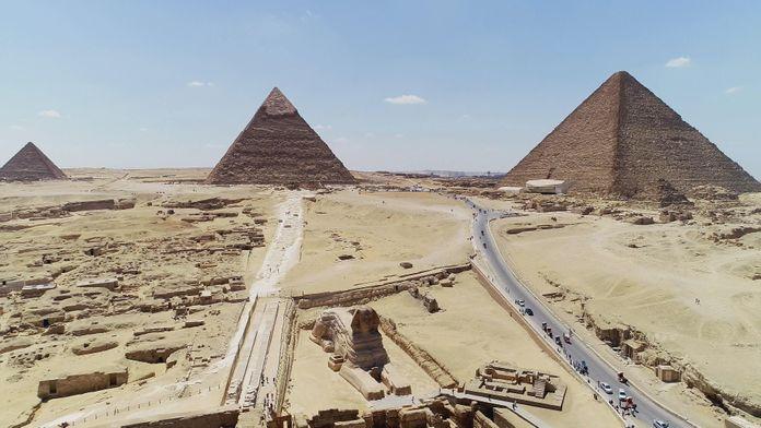 Tajemnice Egiptu - Sezon 1