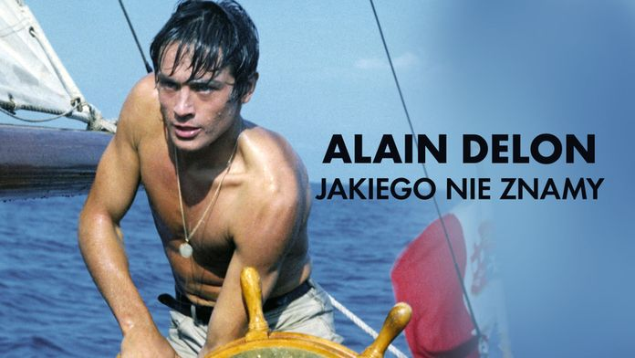 Alain Delon jakiego nie znamy