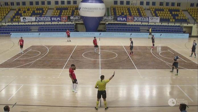 AZS US Katowice - LSSS Team Lębork