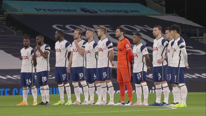 Tottenham Hotspur - Man City