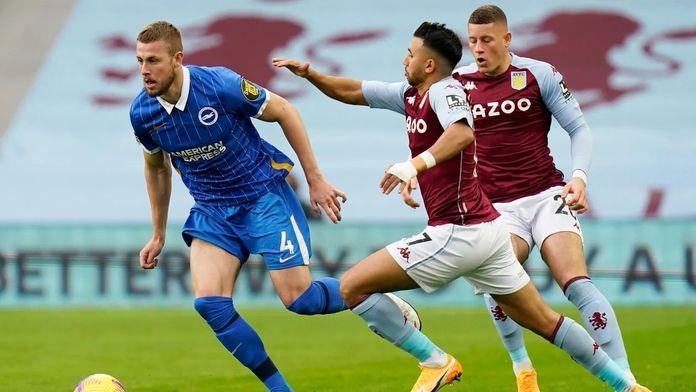 Skrót meczu Aston Villa - Brighton & Hove