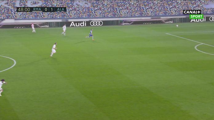 Skrót meczu Real Madryt - Alaves
