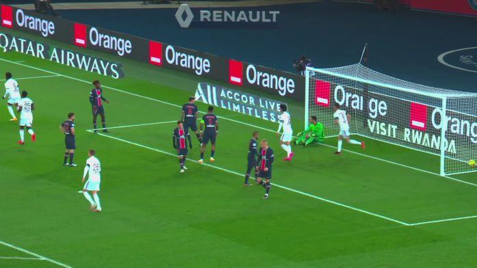 Skrót meczu Paris SG - Bordeaux