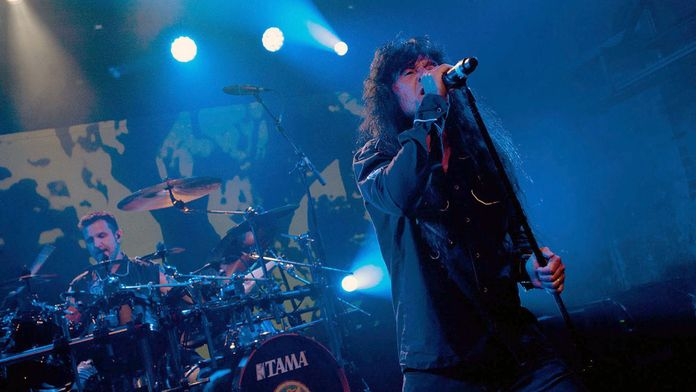 Berlin Live : Anthrax