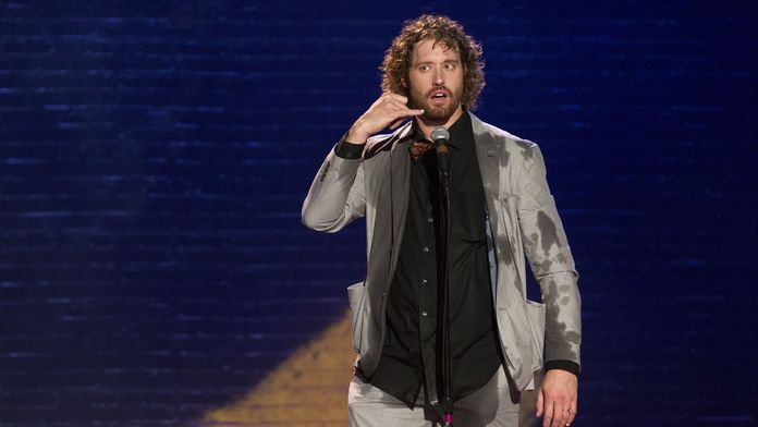 T.J. Miller : Meticulously Ridiculous