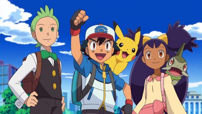 Pokémon XV : Noir & Blanc, destinées rivales