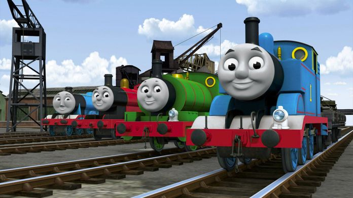 Thomas et ses amis, vol 7
