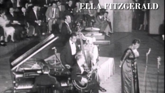 Ella Fitzgerald in Brussels : The American Songbook