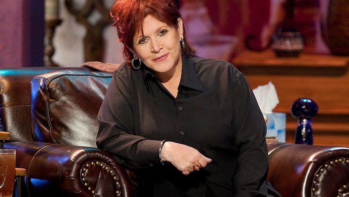 Wishful Drinking : l'autobiographie de Carrie Fisher