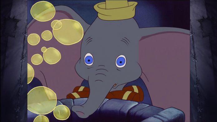 Dumbo, l'éléphant volant